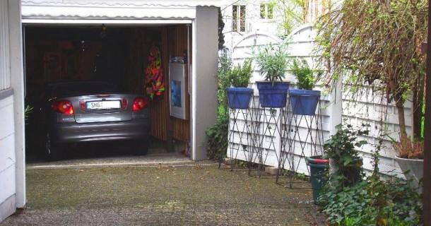 Mit Garage