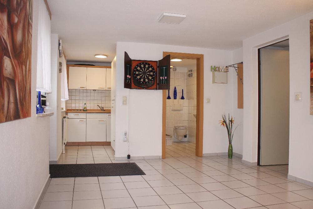 Appartement m. Küche