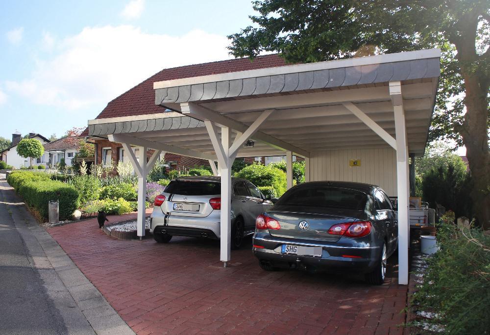 28Doppel-Carport