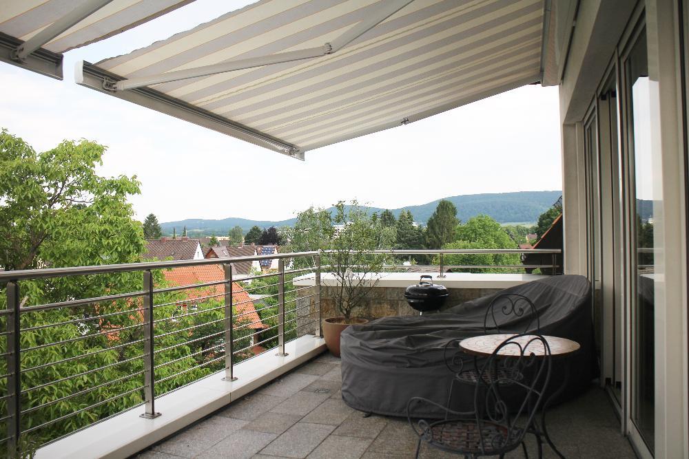 ca. 23 m² Balkon