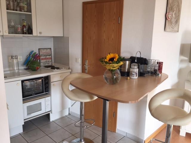 Single-Küche