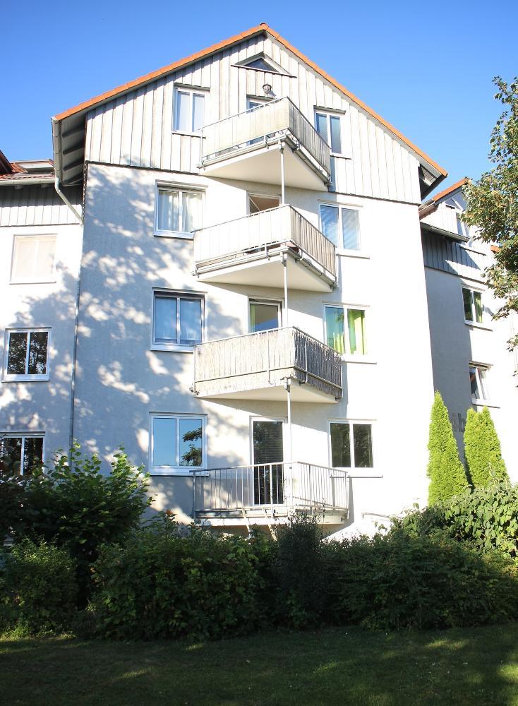 Balkon m. Aussicht, 2. OG